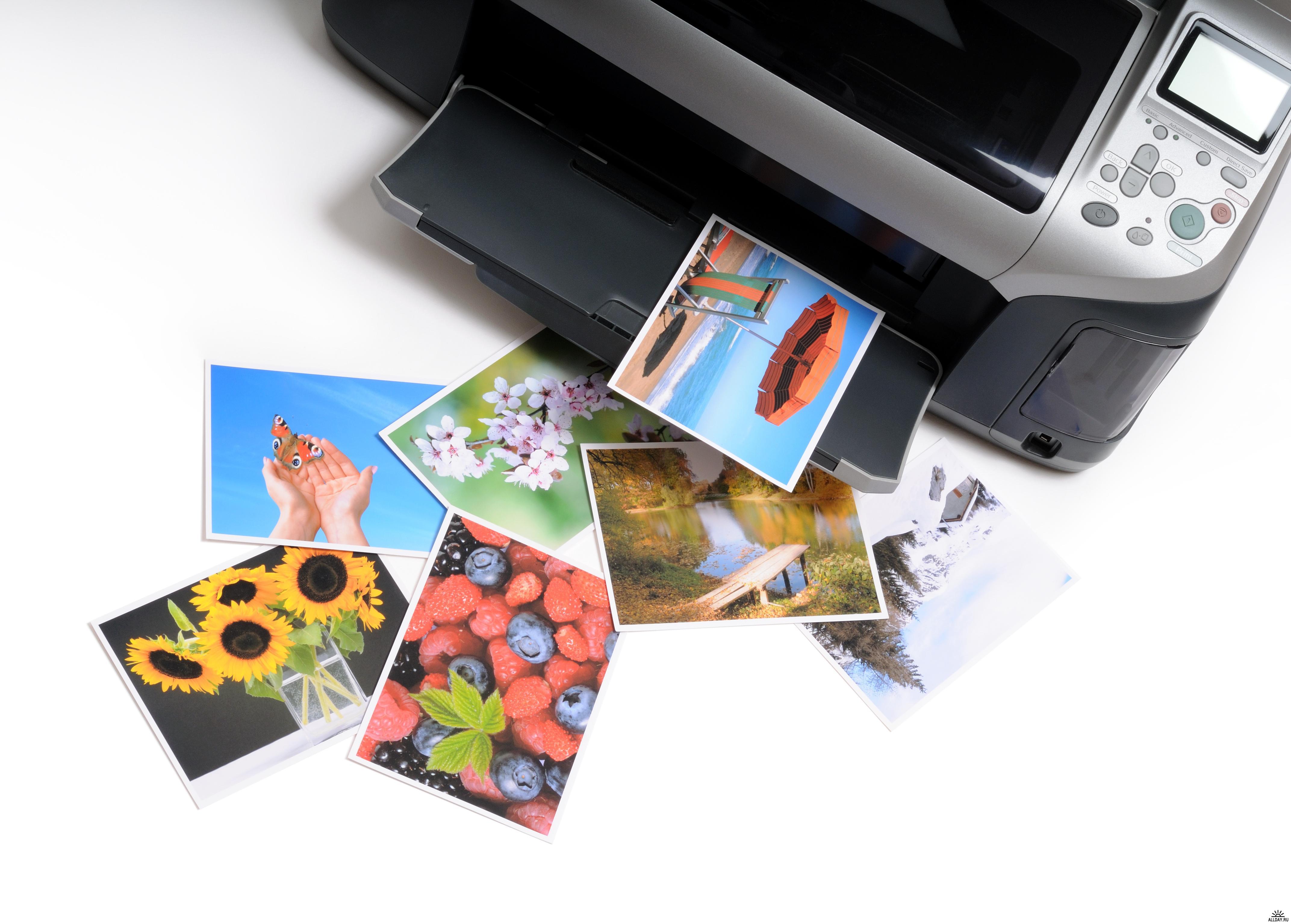 Профессиональная печать фотографий москва