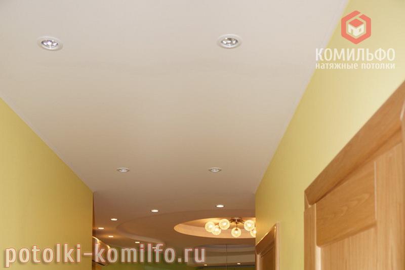 Стоит ли покупать российские натяжные потолки