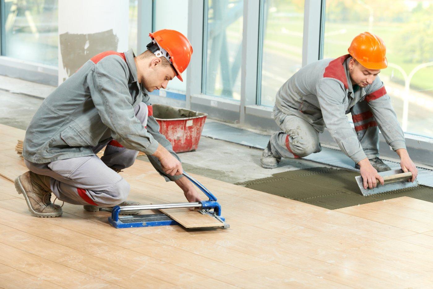Оборудование и инструменты для проведения строительных и монтажных работ