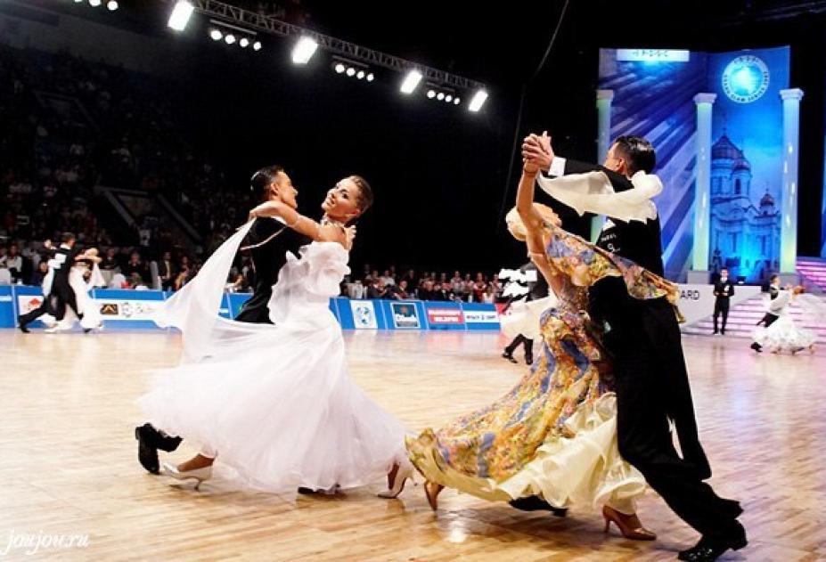 Магия спортивных бальных танцев