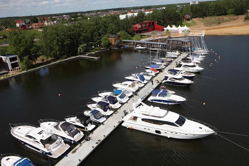 Продажа яхт в Москве и Московской области