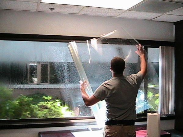 Защита от солнца на окна