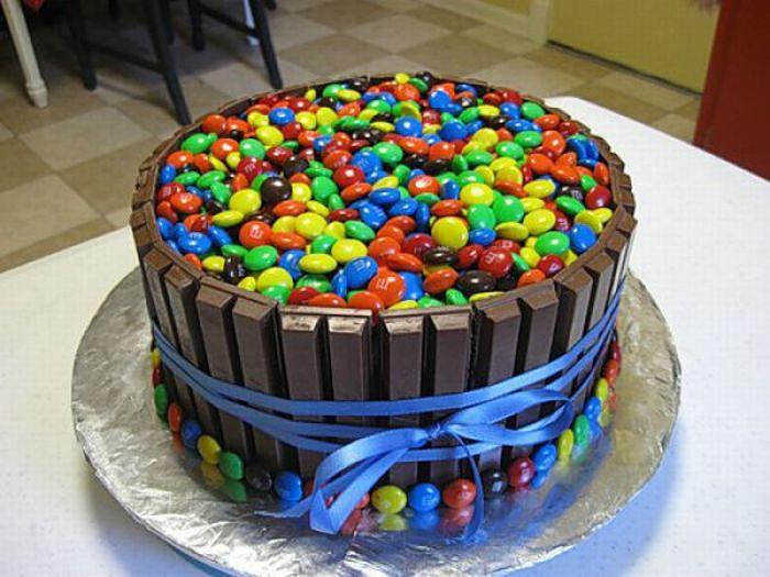 Заказ торта на день рождения с доставкой