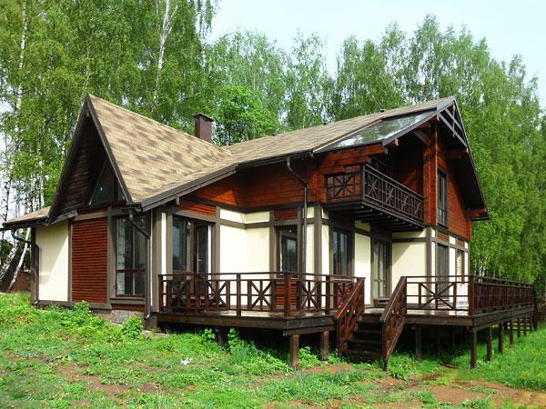 Как выбрать проект каркасного дома