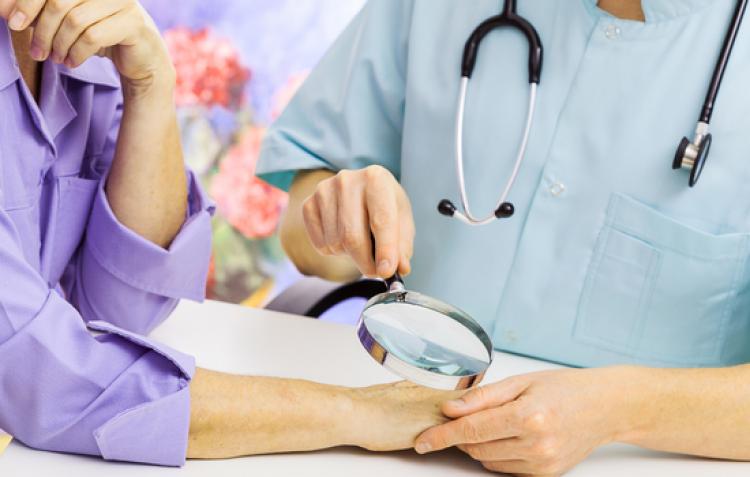 Кожные заболевания и их лечение