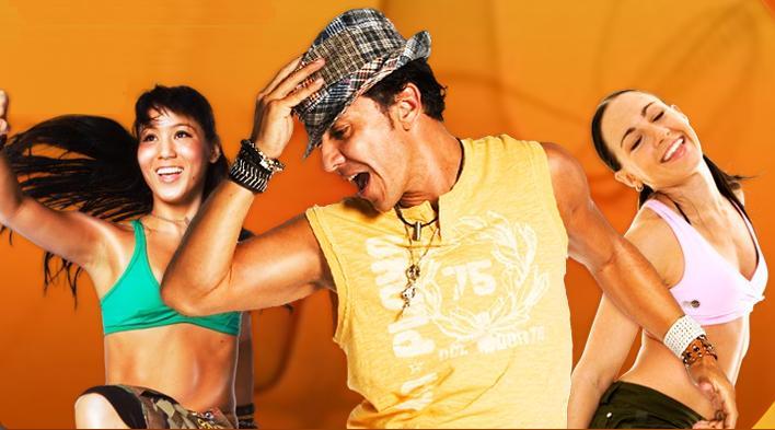 Почему зумба стала популярнее обычного фитнеса