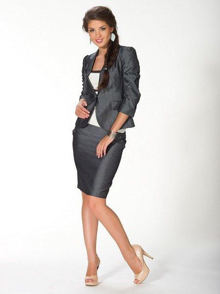 Стиль одежды для деловой женщины