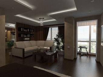 Свободная планировка квартир в современных жилых комплексах