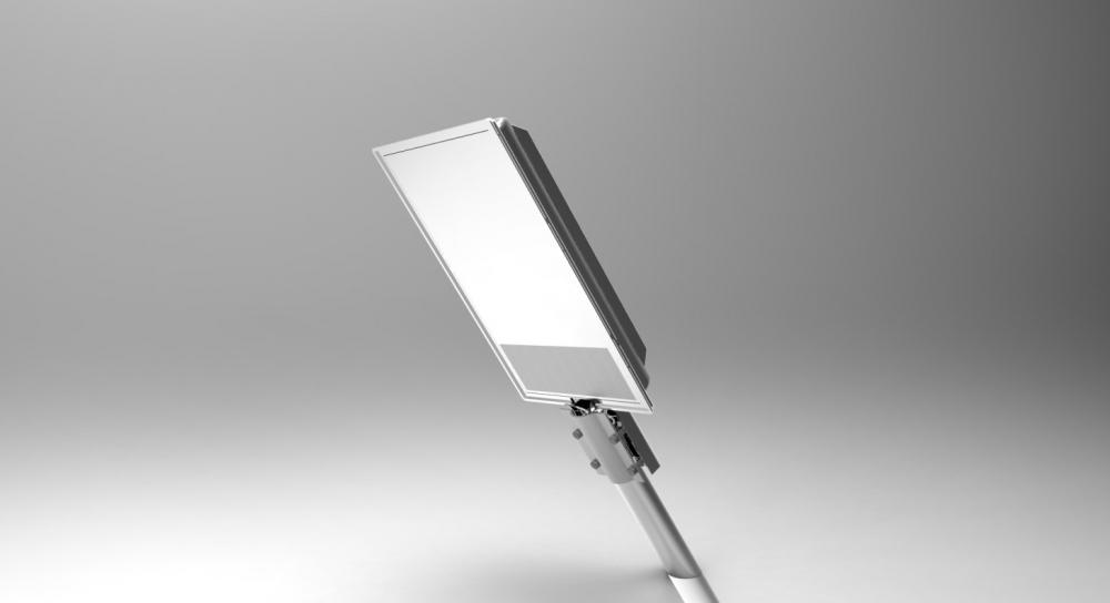 Светодиодный уличный светильник производство