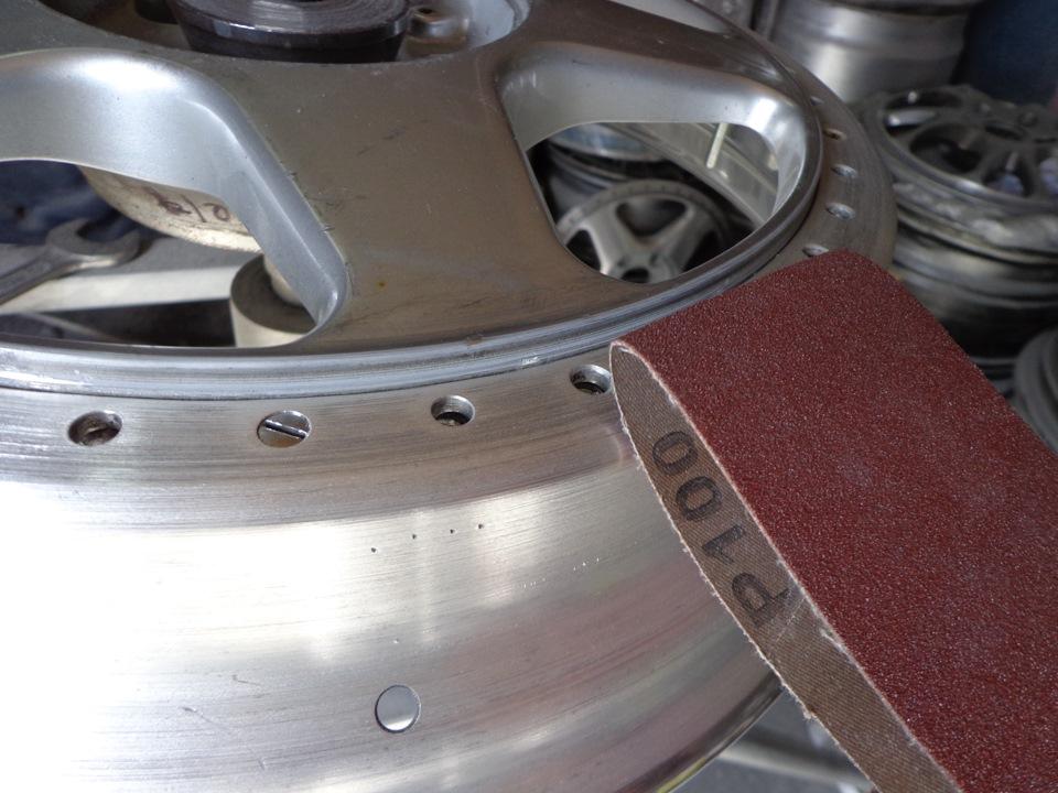 Шлифовка и полировка полки диска за 30 минут – возможно ли это?