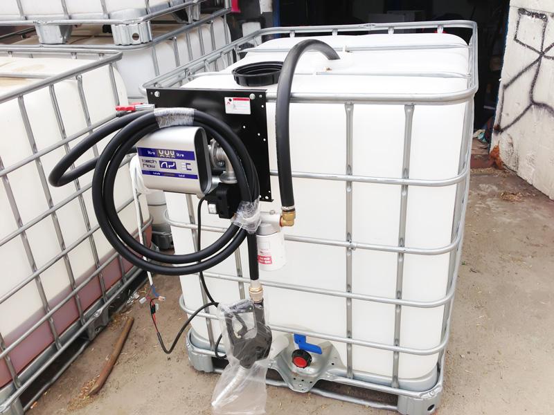 Мини заправки для дизельного топлива