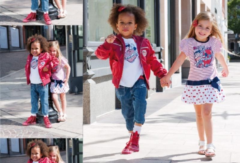 Детская одежда для модных детишек