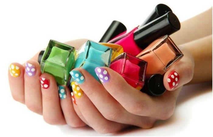 Лаки и материалы для ногтей
