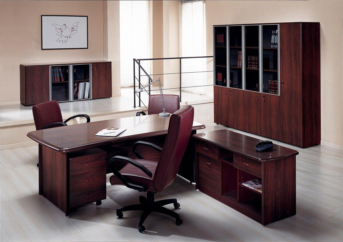 Качественная и удобная мебель для руководителя. Мебель в офис руководителя
