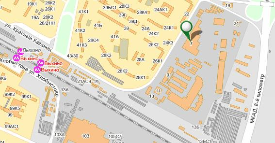 Детская областная больница ломоносова на карте